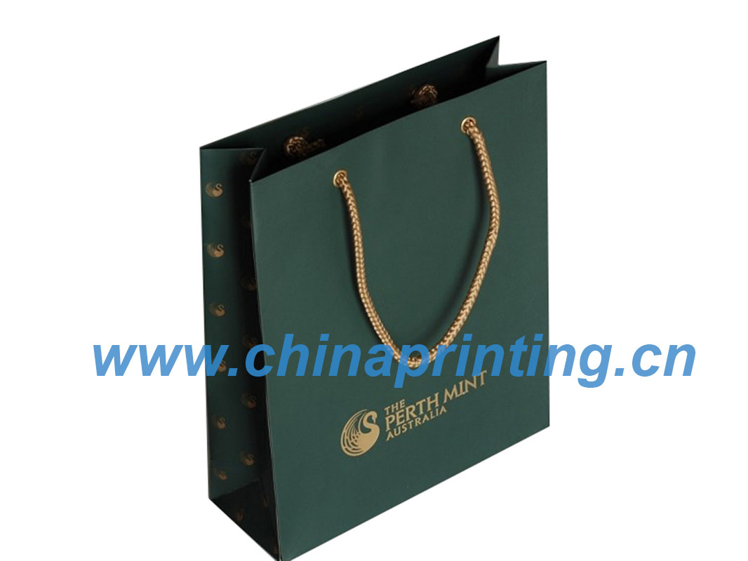 High Quality Bag Printing In China Gold Stamping Swp11 10