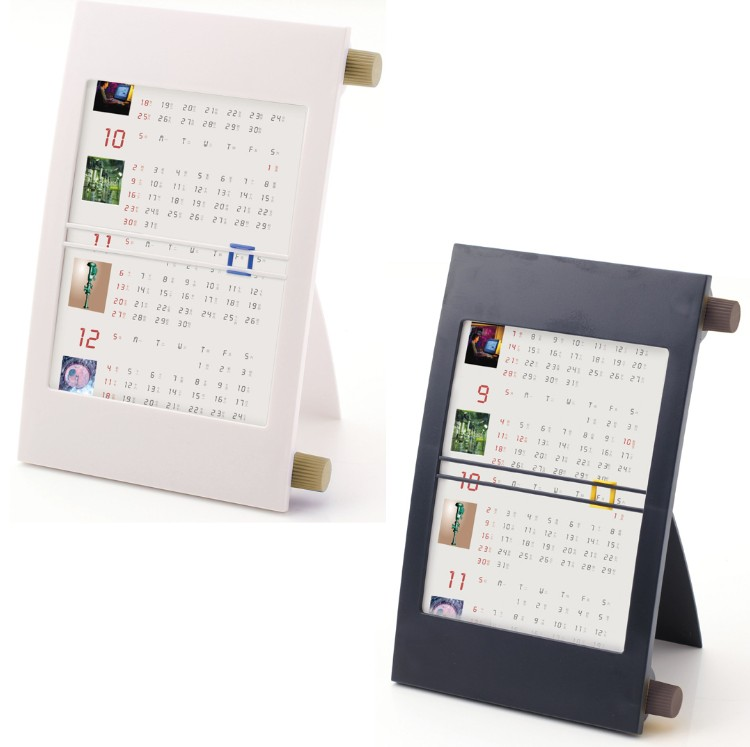 Creative Table Calendar Ideas : Creative desk calendar printing in china swp