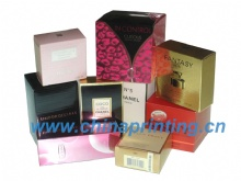 High Quality Perfum Packaging Box printing with insert SWP15-2