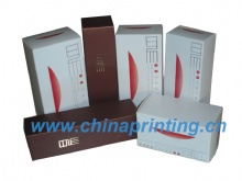High Quality Paper Packaging Box printing in China SWP15-3