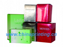 Paper box printing with gloss varnish or lamination SWP15-6