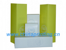 Packaging Box Printing using special paper matte finish SWP15-9