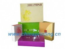 High quality packaging paper Box printing in China SWP15-11