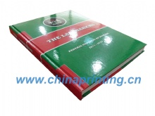 Hardcover Book Printing in China for Nigerian client SWP1-4