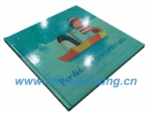 Children book with Hardcover Printing in China SWP1-8