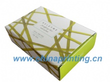 High quality cosmetic box printing from Canada SWP15-22
