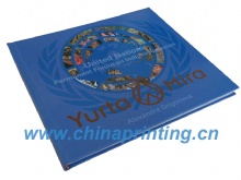 Yurta hardcover book printing in China From Canada SWP1-11
