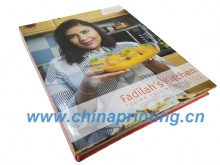 Hardcover Cookbook book printing in China 2017 SWP1-18