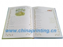 American hardcover children book printing in China SWP1-13