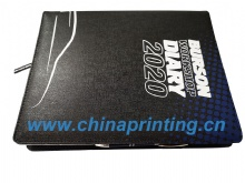 Burson diary printing in China from Australia SWP24-7