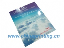 Air Mauritius Catalog Printing in China SWP7-9