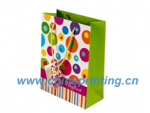 High Quality Colorful paper bag printing in China SWP11-33