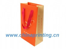 High Quality Fashion art paper bag printing in China SWP11-11